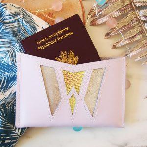 protège-passeport lilla
